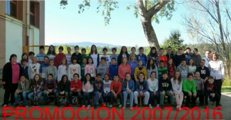 Promocion 2007-2016
