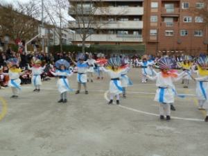 Baile 2º E. Primaria Carnaval 2017 Eulza