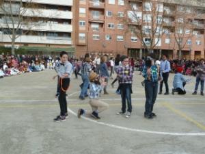 Baile 6º E.Primaria Carnaval 2017 Eulza